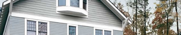Siding: James Hardie Fiber Cement