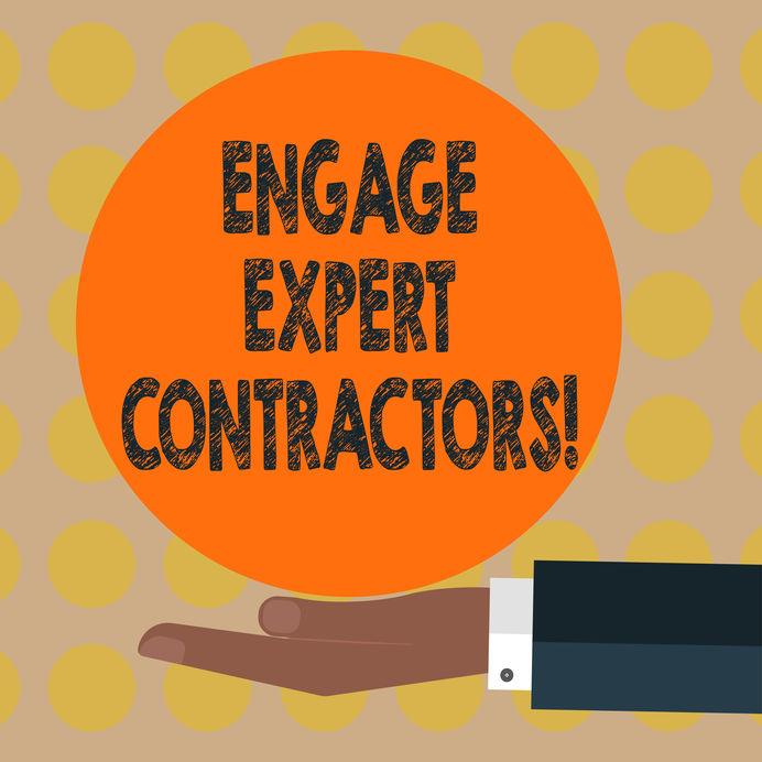 Work With Great Contractors