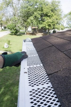 46860246 s - What Are the Main Advantages of Installing Gutters with Leaf Guards?