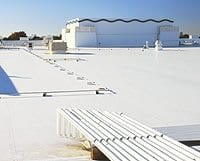GAFwhitereflectiveroofing - Roof One Products: Commercial Roofing: Systems