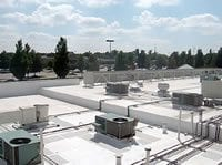 commercial roof replacement 01 - Roof One Services: Commercial Roofing: Roof Replacement