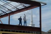 commercial roof replacement 03 - Roof One Services: Commercial Roofing: Roof Replacement