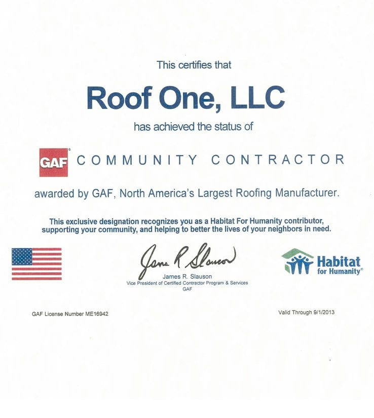 habitat for humanity1 - Community Contributions
