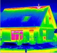 thermal home energy audit