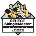 SelectShingleMaster CertainTeed RoofOneMichigan 225 150x150 - Roof One Michigan. Greater Detroit Michigan Roofing Contractor
