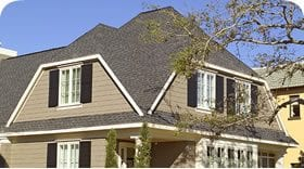GAFImpactresistant weatheredwood thumb1 - Residential Roofing Impact Resistant Shingles